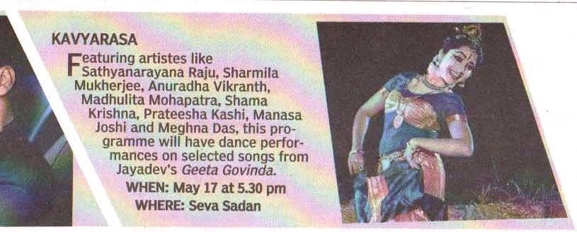 Prateeksha Kashi   Kuchipudi Dancer   Actress